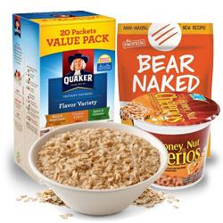 Ultralight Backpacking Foods - Breakfast Cereal