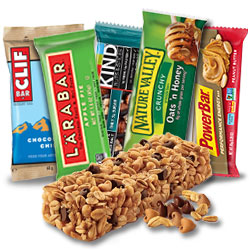 Ultralight Backpacking Foods - Energy Bars