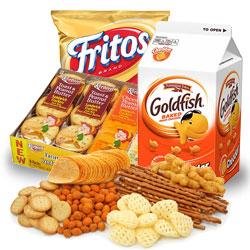 Ultralight Backpacking Foods - Salty Snacks