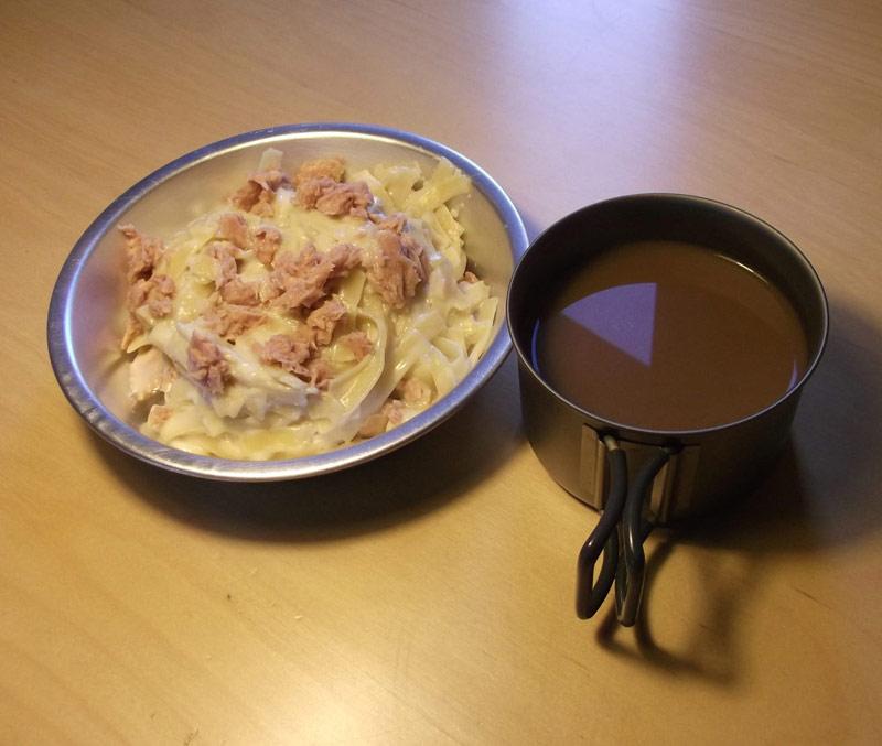 Five Lightweight Backpacking Dinner Recipes
