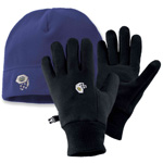 Fleece Hat & Gloves
