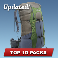 10 Best Backpacks For Thru-Hiking and Long Distance Backpacking
