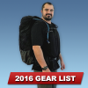 My Current Backpacking Gear List (12.2 lb Base Weight)