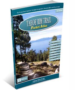 Tahoe Rim Trail Pocket Atlas