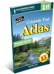 Colorado Trail Pocket Atlas