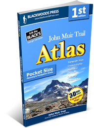 John Muir Trail Pocket Atlas