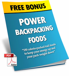 Power Backpacking Foods