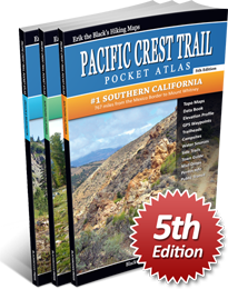 Pacific Crest Trail Pocket Atlas