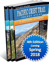 Pacific Crest Trail Pocket Atlas