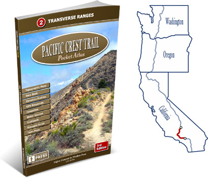 Pacific Crest Trail Atlas #2: Transverse Ranges