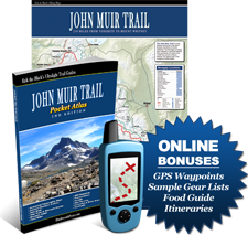 John Muir Trail Package