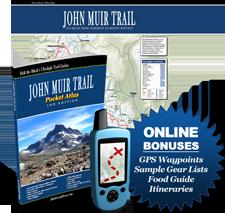 John Muir Trail Package