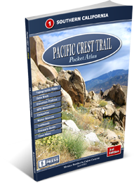 Pacific Crest Trail Pocket Atlas #1