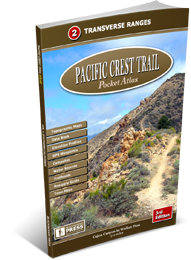 Pacific Crest Trail Pocket Atlas #2