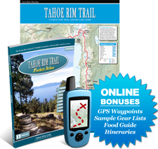 Tahoe Rim Trail Package