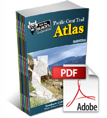 Pacific Crest Trail Atlas 2nd Edition