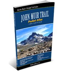 John Muir Trail Atlas