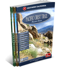 Pacific Crest Trail Atlas