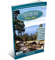Tahoe Rim Trail Atlas