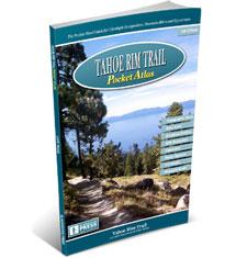 Tahoe Rim Trail Atlas