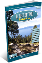 Tahoe Rim Trail Pocket Atlas