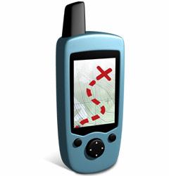 Tahoe Rim Trail GPS Waypoints