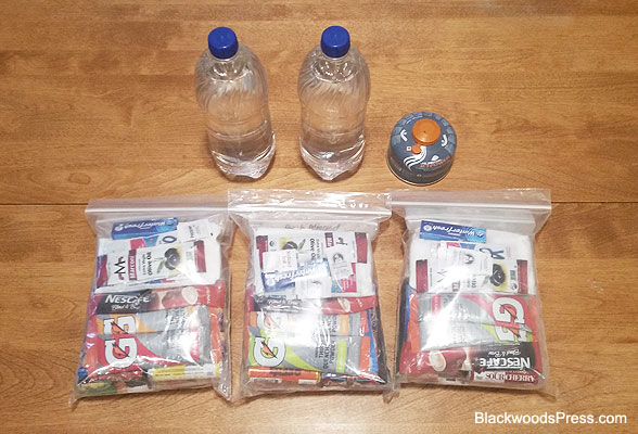 Ultralight Backpacking Gear: Consumables