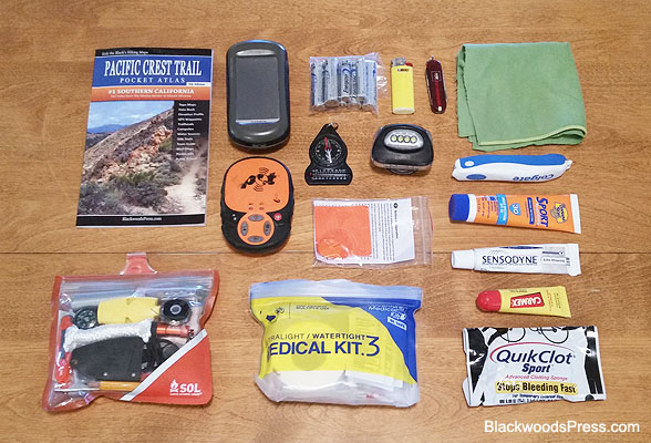 Ultralight Backpacking Gear: Survival & Miscellaneous