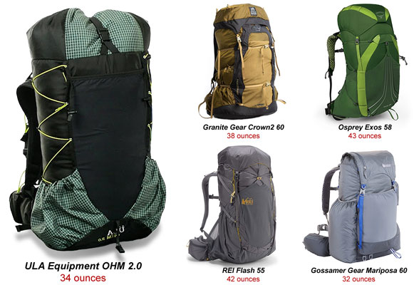 Lightweight Backpacking Gear List 12 5 Lb Base Weight Erik The Black S Backpacking Blog