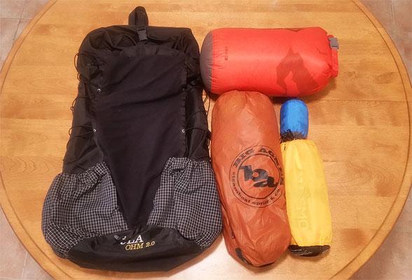 Walking Stick Travel Bag Trekking Hiking Pole Carrying Case Hiking Storage TB