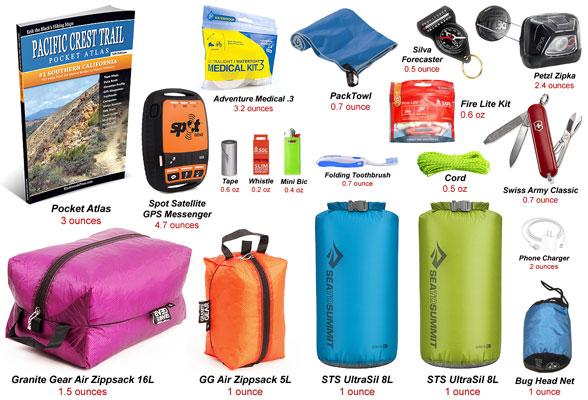 Ultralight Backpacking Gear List 10 Lb Base Weight Erik The Black S Backpacking Blog